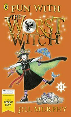 Fun with The Worst Witch (World Book Day) by Murphy, Jill Book The Cheap Fast