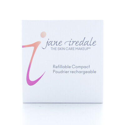 Jane Iredale Empty Refillable Compact Rose Gold NEW IN BOX