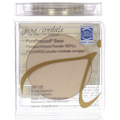 Jane Iredale PurePressed Base Mineral Foundation SPF 20 Refill Bisque 0.35oz