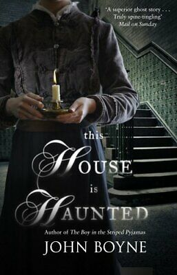 This House is Haunted by Boyne, John Book The Cheap Fast Free Post