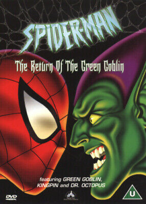 Spider-Man: The Return of the Green Goblin DVD (2002) Spider-Man cert U