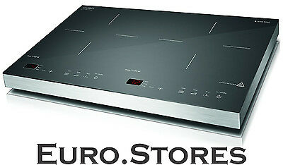 CASO S-Line 3500 Double Induction Cooker Touch Command 3500W Genuine New