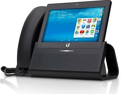 Ubiquiti VoIP Phone UVP-Executive Wireless Touchscreen VoIP/SIP Phone, PoE, Came