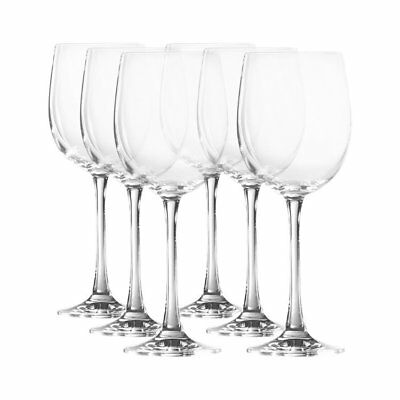 NEW Royal Doulton Wine Glass Set of 6 (RRP $120)