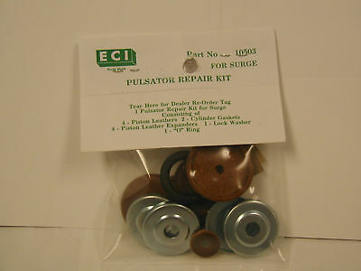 Surge Pulsator Repair Kit - For Surge Pulsator - ECI