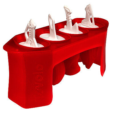 Tovolo Sword Ice Pop Molds, Set of 4