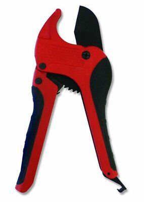 "Professional PEX Pipe Ratchet Cutter Up to 1-5/8"" Tube PVC Tubing Hose"