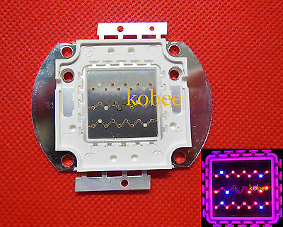 30w COB grow light ,full spectrum led grow chip with 380nm`730nm for MJ