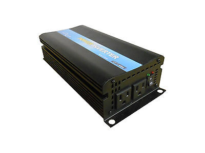 NEW 600W Inverter, 36 VDC to 120 VAC Pure sine wave Inverter