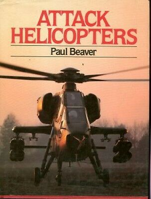 Attack Helicopters  Paul Beaver