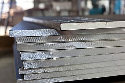 """A36 1/4"""" (.250) thick 6""""x12"""" steel plate"""