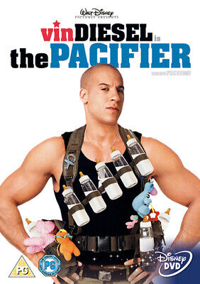 The Pacifier DVD (2005) Vin Diesel, Shankman (DIR) cert PG Fast and FREE P & P