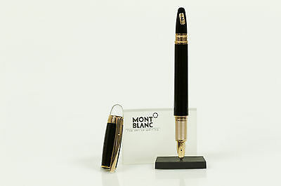 Montblanc Starwalker Red Gold Resin Line Füller No. 105653 NEU + OVP
