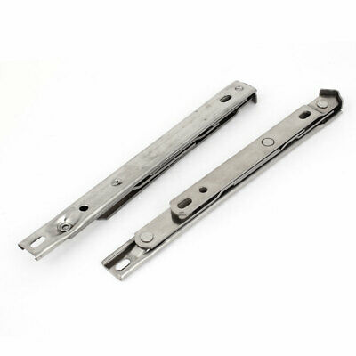 "8"" Long Stainless Steel Casement Awning Window Hinge Expansion Brace 2 Pcs"