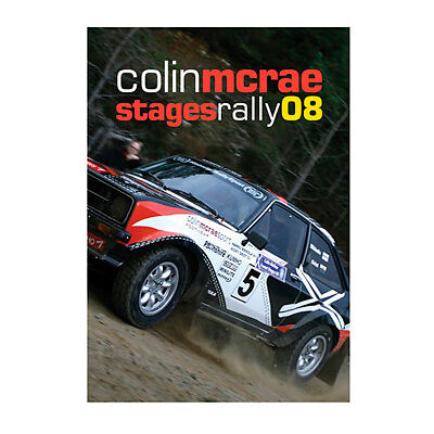 Duke Colin McRae Forest Stages Rally/Rallying 2008 - PAL DVD Video