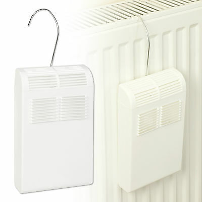 Plastic Radiator Hanging Humidifier Dry Air Water Humidity Control Moisture New