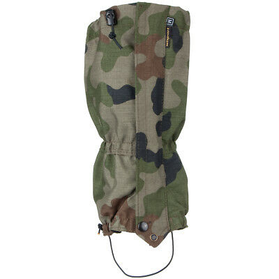 Wisport Yeti Army Patrol Gaiters Hiking Waterproof Cordura Covers Pl Woodland