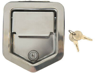 Buyers Products L3890RLS, Heavy-Duty Standard Size Rotary Paddle Latch
