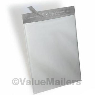 1000 12x15.5 POLY MAILERS ENVELOPES SHIPPING 2 Mil SELF SEAL BAGS 12 x 15.5