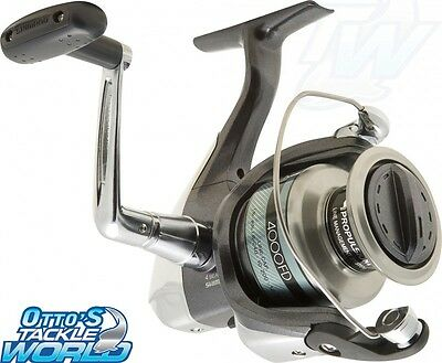 Shimano Sienna 4000FD Spinning Fishing Reel BRAND NEW at Otto's Tackle World