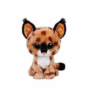 Ty Beanie Babies 37055 Boos Buckwheat the Lynx Boo Buddy