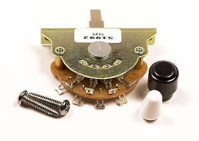 Genuine Fender® 3-Position Vintage Pickup Selector Switch 099-2041-000