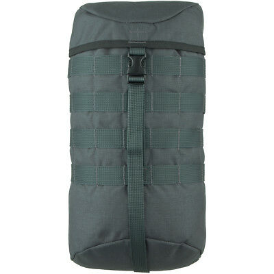 Wisport Raccoon 9L Molle Expansion Pocket Travel Hiking Side Gear Pouch Graphite