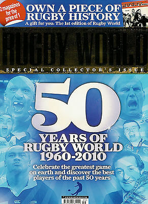 RUGBY WORLD MAGAZINE September 2010