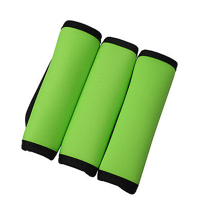 5PC Luggage Handle Wraps Grip Covers Baggage Wrap Cover Water Resistant Neoprene