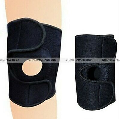 1PC Protect Leg Knee Adjustable Patella Pads Support Brace Wrap Protector Pad