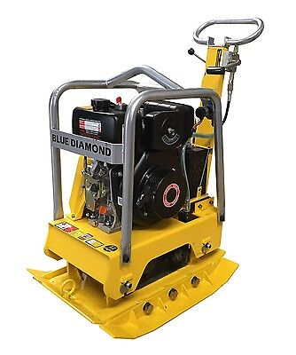 Special Plate Compactor 170kg 6HP Kipor Engine - Diesel - Construction / Roads