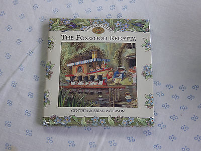 The Foxwood Regatta  Cynthia Paterson, Brian Paterson new hc unread  1st ed new
