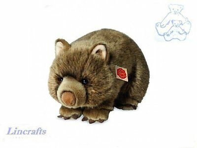 Wombat Plush Soft Toy  by Teddy Hermann Collection. 91426