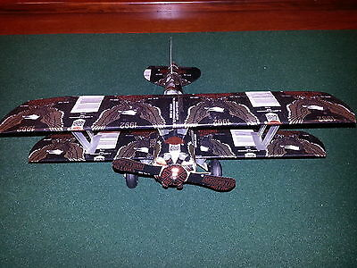 Beer Can Airplane (Made from Harley Davidson beer cans) (91 Daytona)
