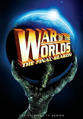 NEW - War of the Worlds: The Final Season