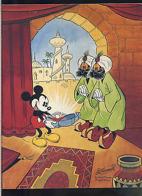 Malcolm Willits Collection Of Mickey Mouse Paintings  Floyd Gottfredson Catalog
