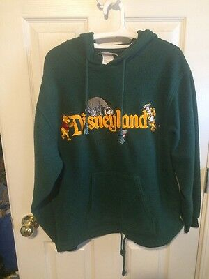 Sweatshirt With Disneyland When You Pooh Tigger Piglet Eeyore Size SL