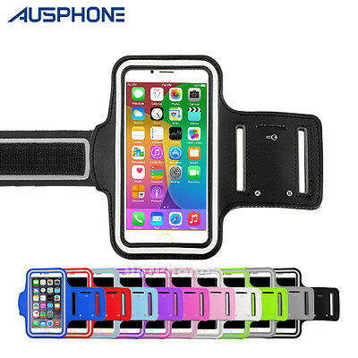 Gym Sport Running Jogging Armband Pouch Case for Apple iPhone 5S 5C 5 4S 4 SE