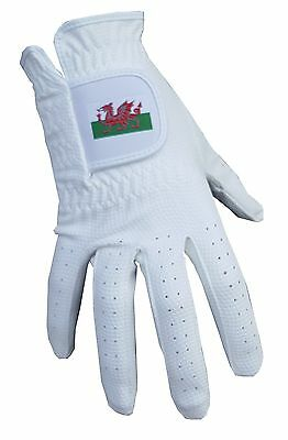 ACCLAIM Bowls Glove Wales Dragon All Weather Ladies Antislip Synthetic