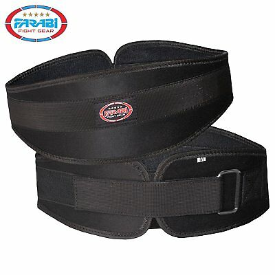 Weight Lifting Belt Back Support Fitness Gym Training Workout Belt