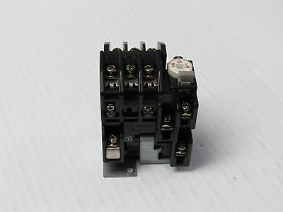 Fuji Electric Overload Relay Tr-0 Tr-O 0.24-0.36 A Rc - Used