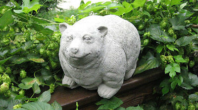 Large concrete cement bear for garden/yard!
