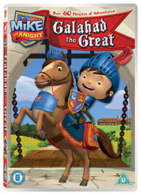 Mike the Knight: Galahad the Great DVD (2012) Mike the Knight cert U Great Value