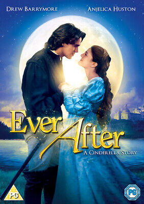 Ever After: A Cinderella Story DVD (2000) Drew Barrymore