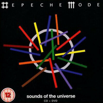 Depeche Mode : Sounds of the Universe CD Special  Album with DVD 2 discs (2009)