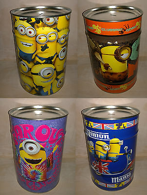 Giant Minions 20L Money Tin *Officially licensed*