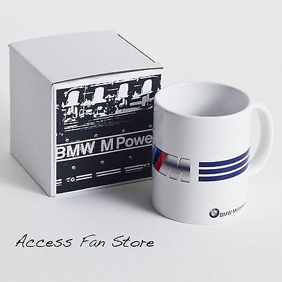 Unique Design BMW M Power motorsport Performance Racing Coffee Tea Mug Cup M3 M5