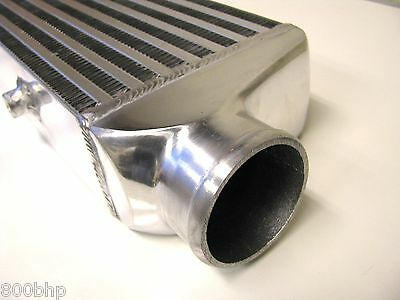 Universal Front Mount Intercooler (FMIC) 550x140x65 Core, 63mm Inlet/Outlet 2.5""