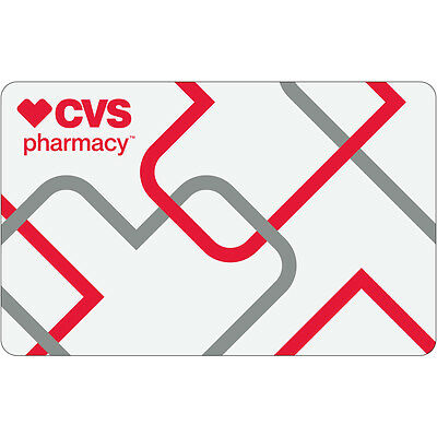 $25 CVS Gift Card - Mail Delivery