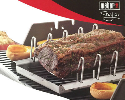 Weber 6727 Barbecue Grilling Rack